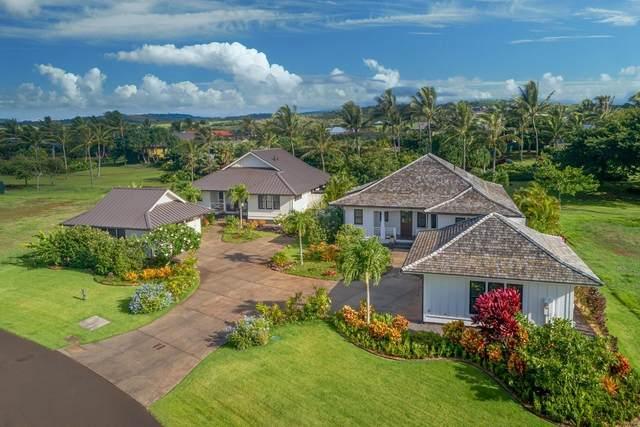 5033 Lau Nahele St, Koloa, HI 96756 (MLS #639582) :: Corcoran Pacific Properties