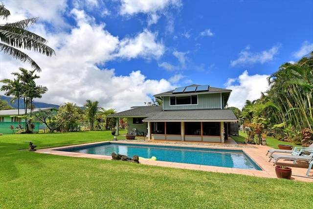 321 Aina Uka Pl, Kapaa, HI 96746 (MLS #639592) :: Elite Pacific Properties