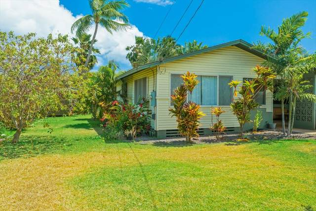 8778 Kekaha Rd, Kekaha, HI 96752 (MLS #639642) :: Kauai Exclusive Realty