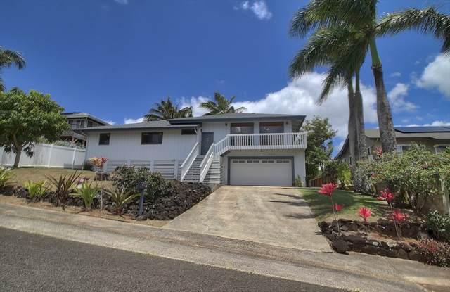 4413 Kai Ikena Dr, Kalaheo, HI 96741 (MLS #639645) :: Elite Pacific Properties