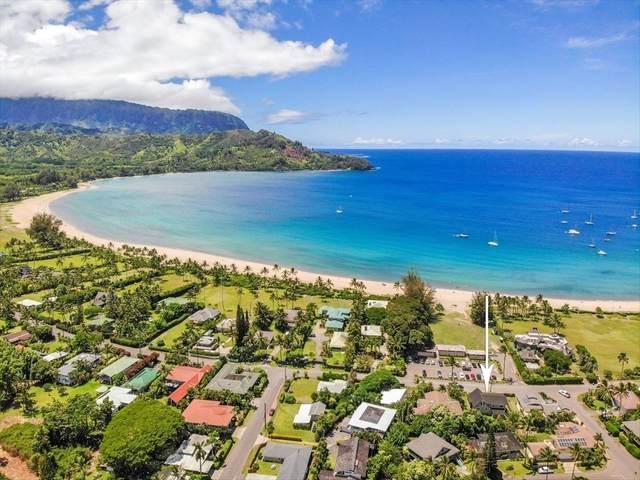 5119 Weke Road, Hanalei, HI 96714 (MLS #639657) :: Elite Pacific Properties