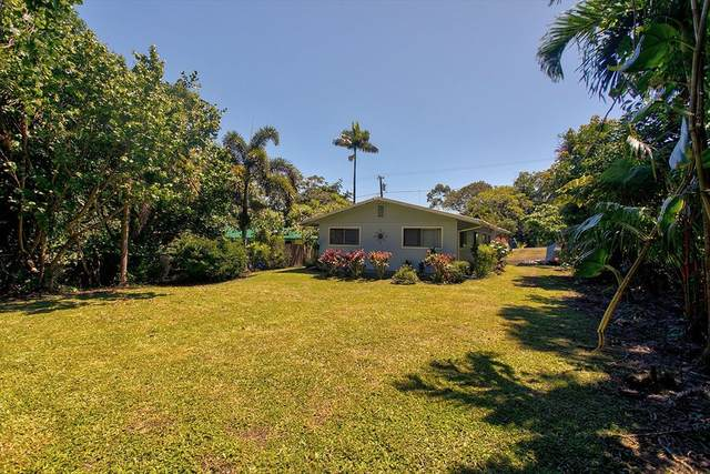 15-2744 Opae St, Pahoa, HI 96778 (MLS #639658) :: Elite Pacific Properties