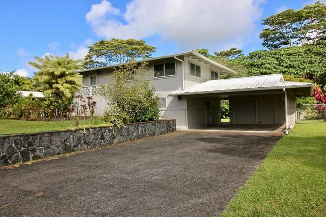 16-749 Uhiuhi St, Keaau, HI 96749 (MLS #639678) :: Elite Pacific Properties