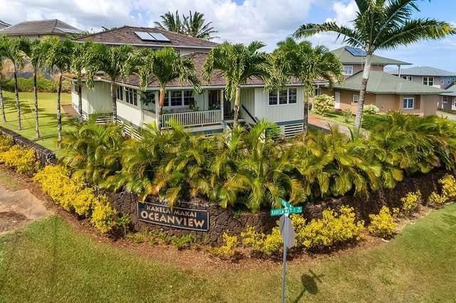 3764 Kakela Makai Dr, Kalaheo, HI 96741 (MLS #639707) :: Kauai Exclusive Realty