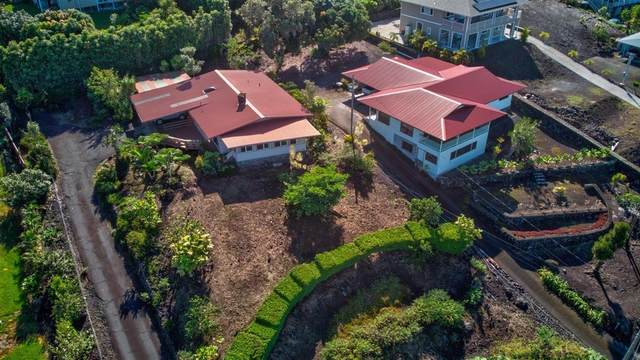 81-6278 Hind Drive, Captain Cook, HI 96704 (MLS #639713) :: Song Team | LUVA Real Estate
