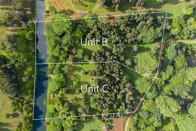 Kamookoa Rd, Kilauea, HI 96754 (MLS #639726) :: Corcoran Pacific Properties