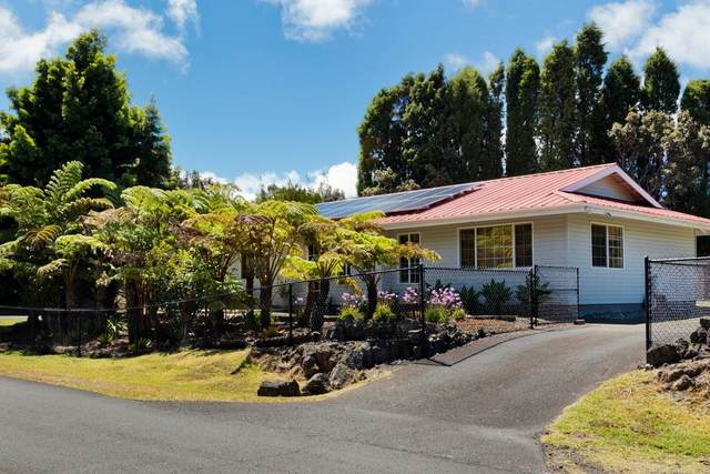 99-1879 Pukeawe Cir, Volcano, HI 96785 (MLS #639745) :: Elite Pacific Properties