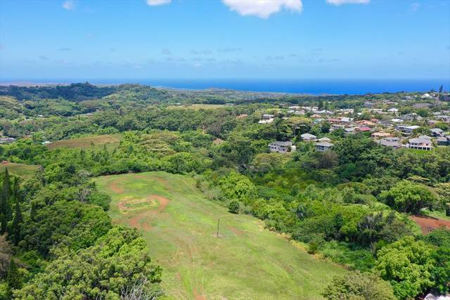 Kaumualii Hwy, Kalaheo, HI 96741 (MLS #639771) :: Iokua Real Estate, Inc.