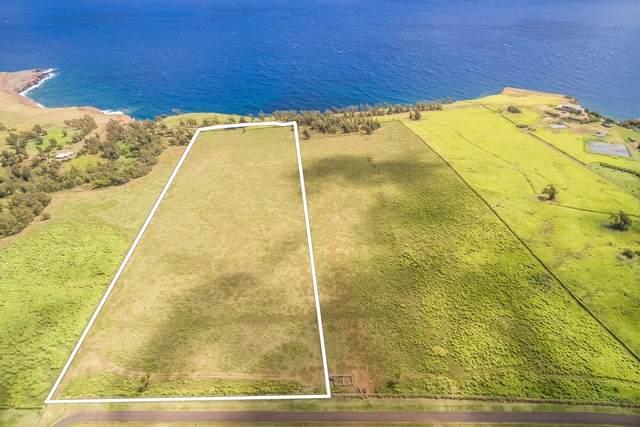 Uli Road, Hawi, HI 96719 (MLS #639773) :: Corcoran Pacific Properties