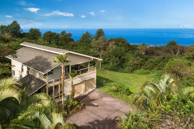 75-5532 Kealia St, Holualoa, HI 96725 (MLS #639786) :: Song Team | LUVA Real Estate