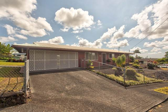 1575 Kaunala Pl, Hilo, HI 96720 (MLS #639820) :: Team Lally