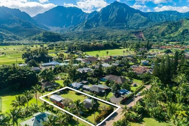 5243 Weke Rd, Hanalei, HI 96722 (MLS #639869) :: Elite Pacific Properties