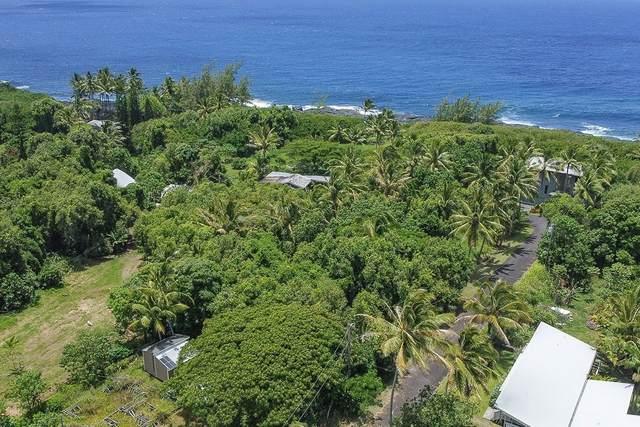 Kalapana Beach Haven Rd, Pahoa, HI 96778 (MLS #639893) :: Song Team   LUVA Real Estate