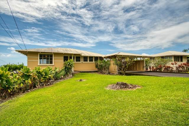 87 Manulele St, Hilo, HI 96720 (MLS #639937) :: Elite Pacific Properties