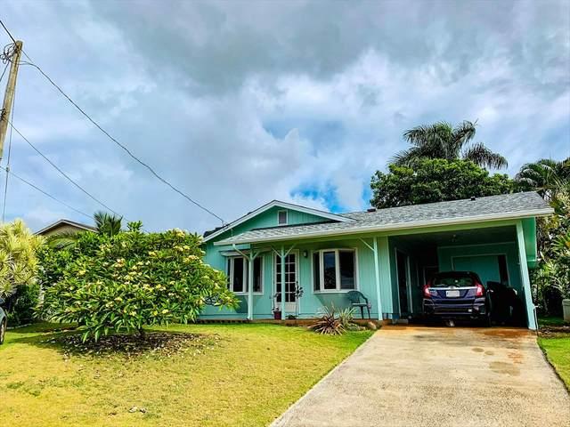 4920 Nanehai Pl, Kapaa, HI 96746 (MLS #640005) :: Kauai Exclusive Realty