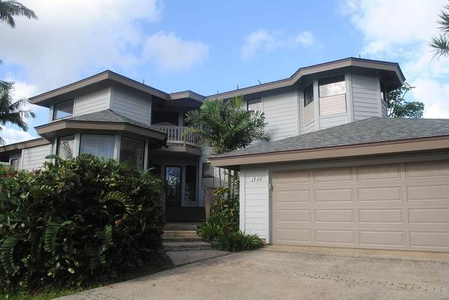 3792 Kelii Pl, Princeville, HI 96722 (MLS #640019) :: Kauai Exclusive Realty