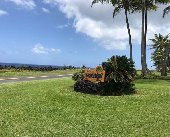 Eelekoa St, Pahoa, HI 96778 (MLS #640052) :: Elite Pacific Properties