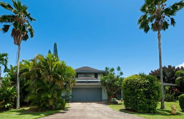4856 Pepelani Lp, Princeville, HI 96722 (MLS #640073) :: Elite Pacific Properties