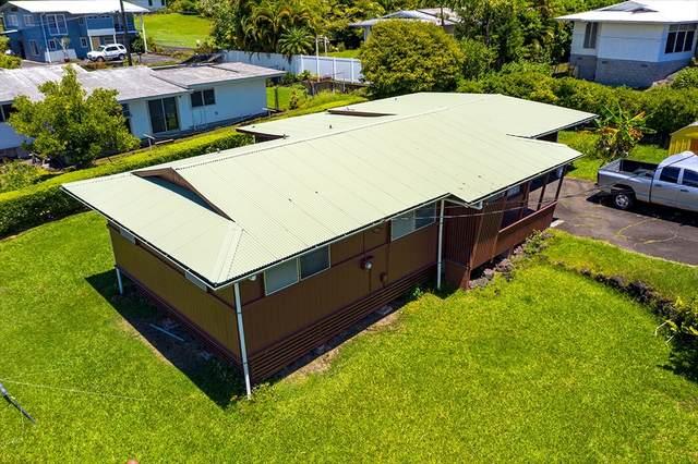 167 Aipuni St, Hilo, HI 96720 (MLS #640086) :: LUVA Real Estate