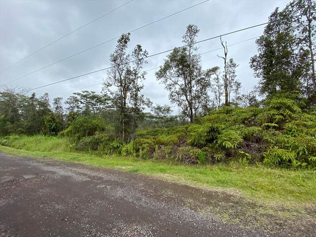 34TH AVE, Keaau, HI 96760 (MLS #640104) :: Elite Pacific Properties