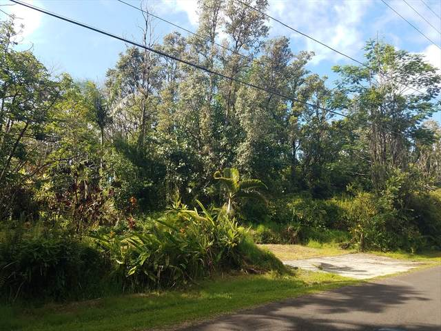 13-964 Kahukai St, Pahoa, HI 96778 (MLS #640118) :: Elite Pacific Properties