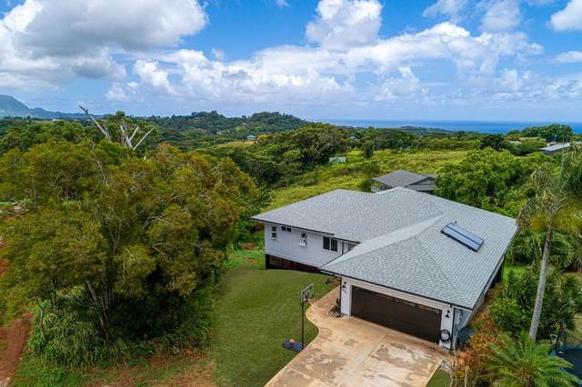 4444 Ahopueo Dr, Kalaheo, HI 96741 (MLS #640119) :: Kauai Exclusive Realty