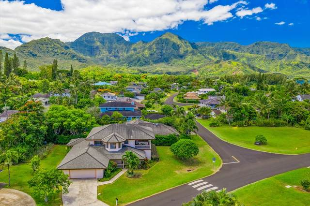5245 Honoiki Rd, Princeville, HI 96722 (MLS #640138) :: Elite Pacific Properties
