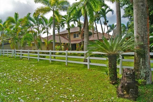 4420 Kahili Makai St, Kilauea, HI 96754 (MLS #640167) :: Kauai Exclusive Realty