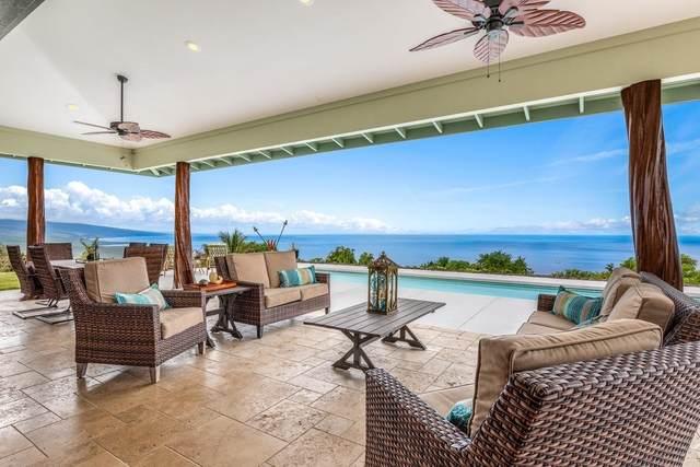 81-853 Makahiki Ln, Captain Cook, HI 96704 (MLS #640186) :: Corcoran Pacific Properties