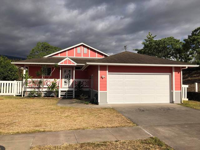 74-5093 Puohe St, Kailua-Kona, HI 96740 (MLS #640204) :: Corcoran Pacific Properties