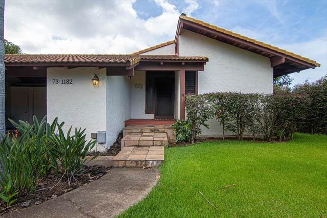 73-1182 Ala Kapua St, Kailua-Kona, HI 96740 (MLS #640212) :: Song Team | LUVA Real Estate