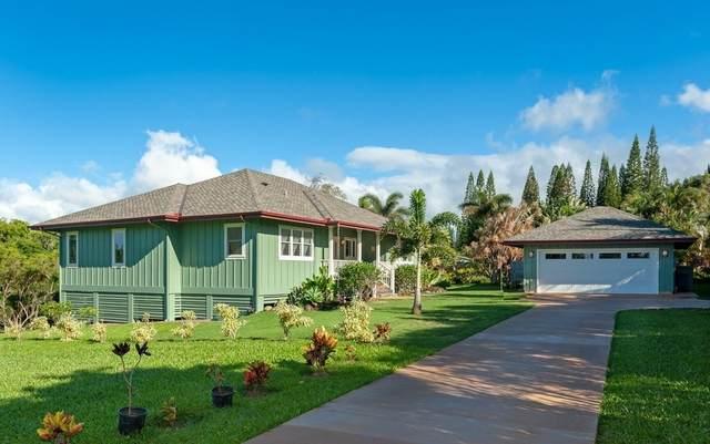 5106 Iolani Pl, Princeville, HI 96722 (MLS #640257) :: Elite Pacific Properties