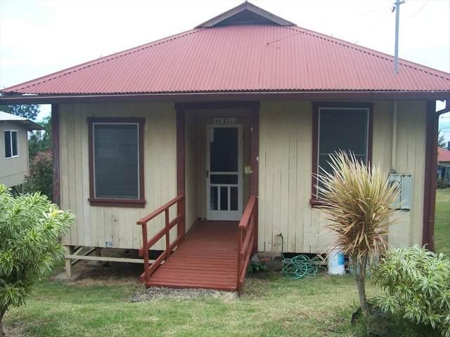 44-231 Hoolauae St, Honokaa, HI 96727 (MLS #640266) :: Elite Pacific Properties