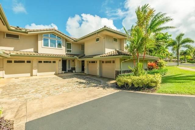 4100 Queen Emma Drive #62, Princeville, HI 96722 (MLS #640312) :: Elite Pacific Properties