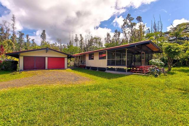 13-3338 Nohea St, Pahoa, HI 96778 (MLS #640337) :: Elite Pacific Properties