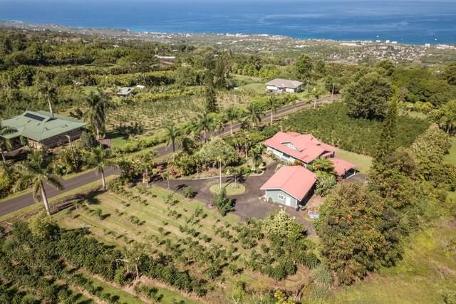 75-1049 Kamalani St, Holualoa, HI 96725 (MLS #640341) :: LUVA Real Estate