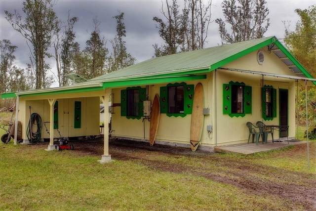 16-1315 Opeapea Rd, Mountain View, HI 96771 (MLS #640354) :: Elite Pacific Properties