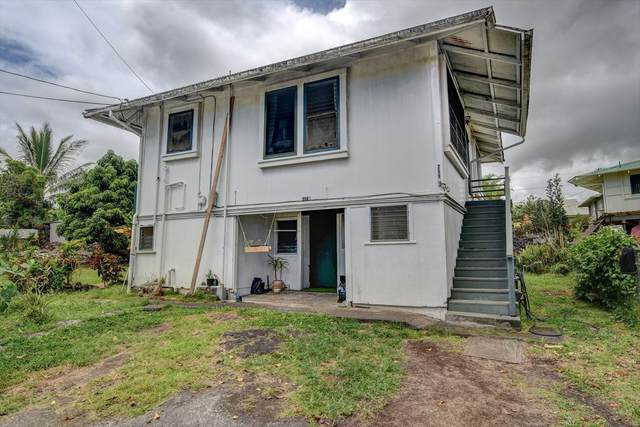 259-A Punahele St, Hilo, HI 96720 (MLS #640377) :: Iokua Real Estate, Inc.