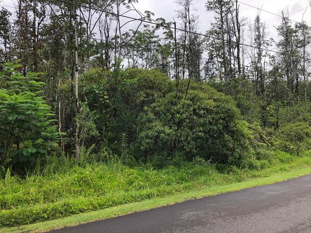 25TH AVE (OKIKA), Keaau, HI 96749 (MLS #640465) :: Aloha Kona Realty, Inc.