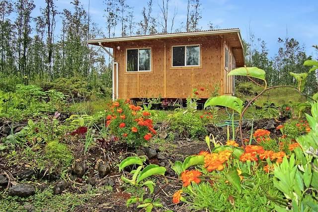 Io Kea Rd (Road 4), Mountain View, HI 96771 (MLS #640491) :: Elite Pacific Properties