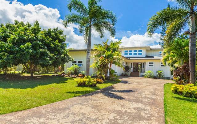 5028 Emmalani Dr, Princeville, HI 96722 (MLS #640496) :: Kauai Exclusive Realty