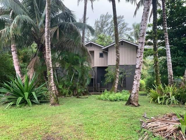 5-7275 Kuhio Hwy, Hanalei, HI 96722 (MLS #640511) :: Elite Pacific Properties