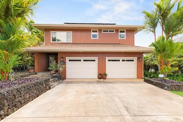 3660 Kakela Makai Dr, Kalaheo, HI 96741 (MLS #640522) :: Kauai Exclusive Realty