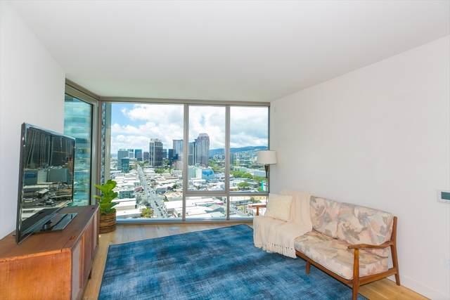 1001 Queen St, Honolulu, HI 96814 (MLS #640547) :: Steven Moody