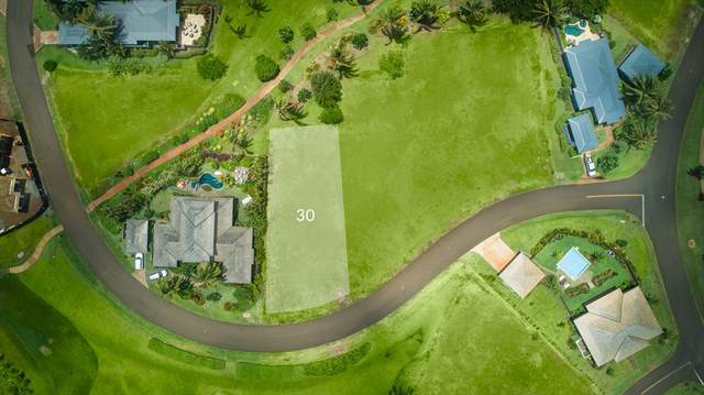 30 Uluwehi St, Koloa, HI 96756 (MLS #640559) :: Iokua Real Estate, Inc.