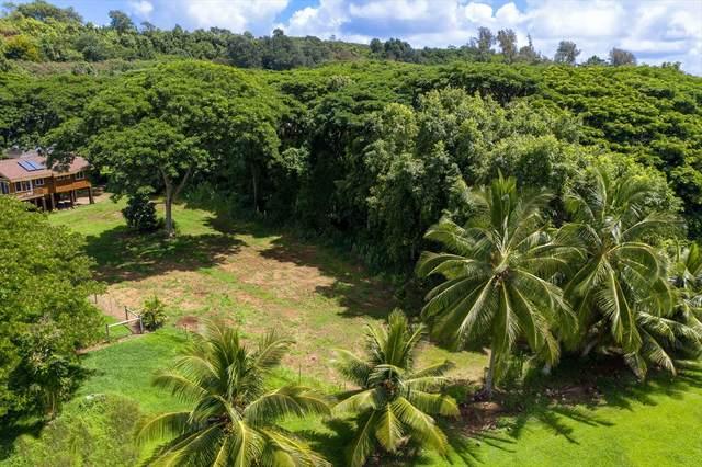 4492 Aliomanu Rd, Anahola, HI 96703 (MLS #640612) :: Aloha Kona Realty, Inc.