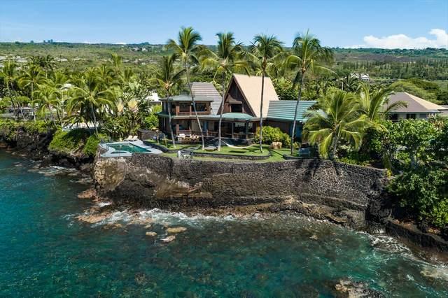 78-109-A Holua Rd, Kailua-Kona, HI 96740 (MLS #640616) :: Elite Pacific Properties