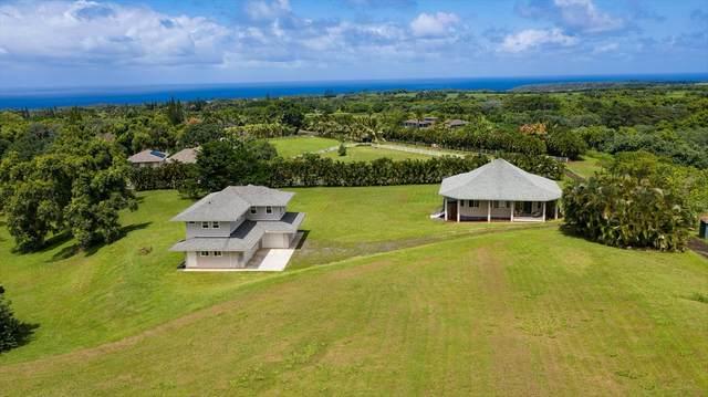 4708 Kapuna Rd, Kilauea, HI 96754 (MLS #640619) :: LUVA Real Estate