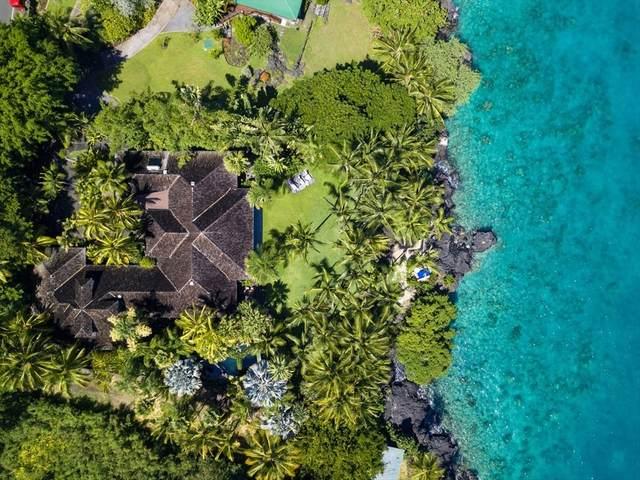 78-133 Ehukai St, Kailua-Kona, HI 96740 (MLS #640636) :: Corcoran Pacific Properties