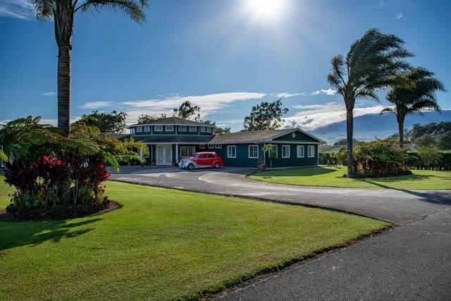 64-5248 Nohomalu Pl, Kamuela, HI 96743 (MLS #640650) :: LUVA Real Estate